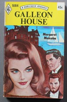 Galleon House (#1084 in the Vintage HARLEQUIN Paperback Series);