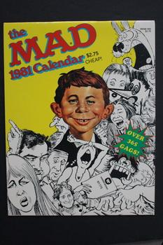 THE MAD 1981 CALENDAR. - Wall Calendar.: Sergio Aragones, Dave