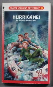 Hurricane! - CHOOSE YOUR OWN ADVENTURE #82.