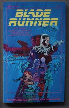 BLADE RUNNER - (The Official Marvel Comics Illustrated Version of the Motion Picture Hit; B&W; St...