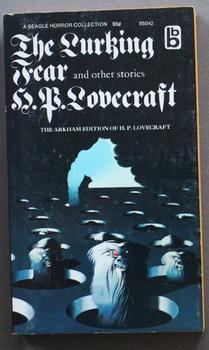 The LURKING FEAR and OTHER STORIES.(different Cover;: LOVECRAFT, H.P. [Howard