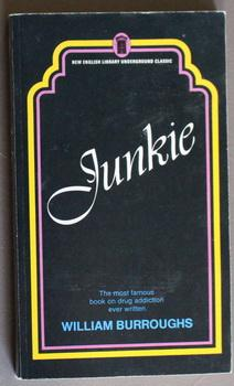 JUNKIE (Black Cover, New English Library)