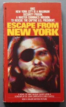 Escape from New York (Kurt Russell Photo Cover);