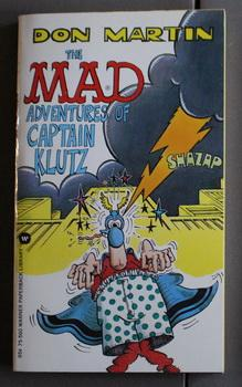 DON MARTIN THE MAD ADVENTURES OF CAPTAIN: Martin, Don.