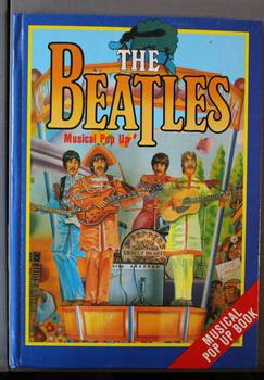 The BEATLES Musical Pop Up Book A With Sgt