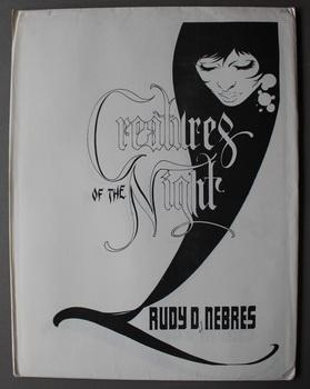 Rudy Nebres: Creatures of the Night Portfolio - #219/1000 Autographed & Numbered