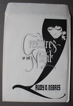Rudy Nebres: Creatures of the Night Portfolio - #222/1000 Autographed & Numbered