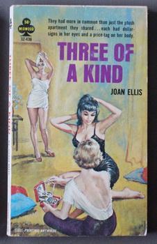 Three of a Kind (Midwood / Tower: ELLIS, JOAN [aka;