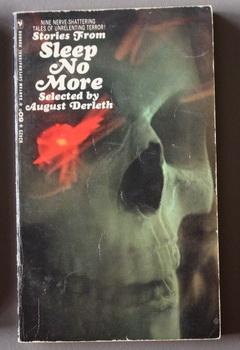 STORIES FROM SLEEP NO MORE. - with: Derleth, August (editor)