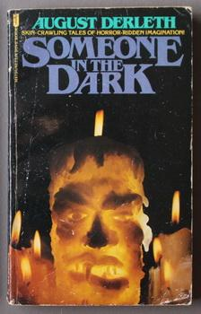 SOMEONE IN THE DARK. - with 19 Short Stories (Paperback edition).