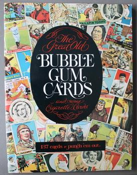 The Great Old Bubble Gum Cards and Some Cigarette Cards - 137 Cards, Punch'em Out. - Baseball Cig...