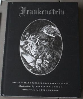Bernie Wrightson's FRANKENSTEIN (2011 Hardcover) Adapted from: Wollstonecraft Shelley, Mary.