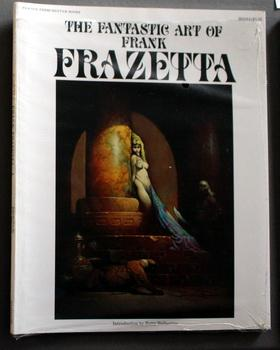 THE FANTASTIC ART OF FRANK FRAZETTA -: Frank Frazetta (1928-2010)
