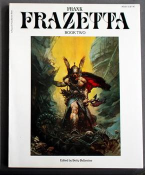 FRANK FRAZETTA BOOK TWO. (continuing the Betty: Frank Frazetta [Introduction