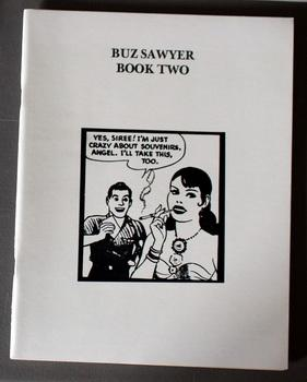 Buz Sawyer, Book Two (Comic Art Showcase, Number 6)