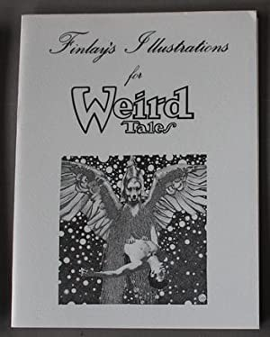 FINLAY'S ILLUSTRATIONS FOR WEIRD TALES.( Virgil Finlay Portfolio with 9 Color & B&W Prints; Limit...