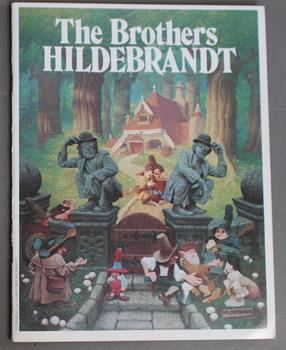 The BROTHERS HILDEBRANDT : A BOOK ABOUT THE ARTISTS - Published in honour of a Hildebrandt exhibi...