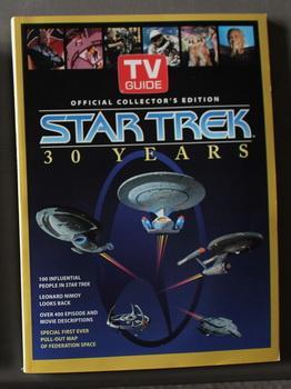 Star Trek 30 Years - TV Guide: Lee Anne Nicholson