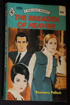 THE BREADTH OF HEAVEN. (1968; (Book #1294 in the Vintage Harlequin Paperbacks series)