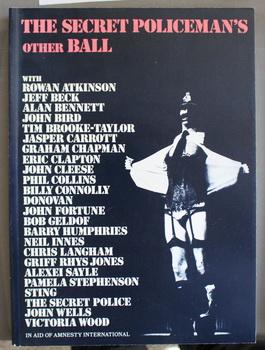 The Secret Policeman's Other Ball. (Monty Python;: Lewis, Martin, &