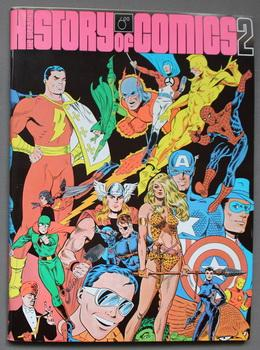 The STERANKO HISTORY of COMICS Volume Two (2)