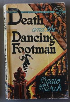 Death and the Dancing Footman . (Canadian Collins White Circle # 76).