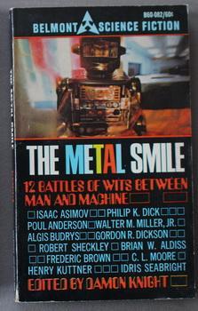 THE METAL SMILE. - 12 Battles of: Damon Knight (Editor)