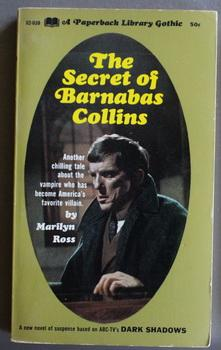 DARK SHADOWS - (#7 - Book Seven); The Secret of Barnabas Collins; (Dan Curtis Production Televisi...