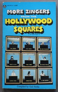 MORE ZINGERS FROM THE HOLLYWOOD SQUARES.