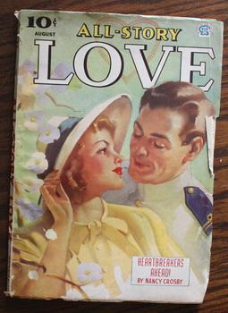ALL STORY LOVE (Pulp Magazine). August 1943;: Beulah Poynter; Naney