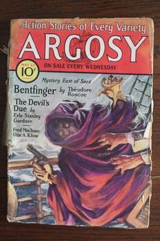 ARGOSY (Pulp Magazine). May 23 / 1931;: Theodore Roscoe; Fred
