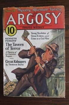 ARGOSY (Pulp Magazine). November 28 / 1931;: Thomson Burtis; Frank