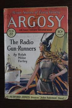 ARGOSY (Pulp Magazine). February 22 / 1930;: Ralph Milne Farley;