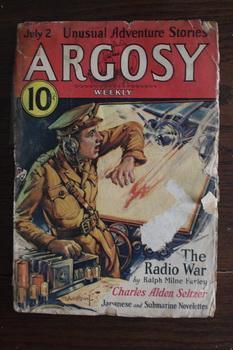 ARGOSY (Pulp Magazine). July 2 / 1932;: Foster-Harris; L. G.