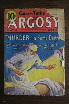 ARGOSY (Pulp Magazine). May 4 / 1935;: Jack Allman; Robert