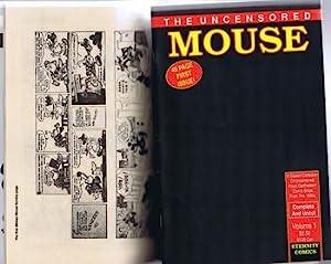 UNCENSORED MOUSE (Eternity Pub; 1989); Unauthorized Walt: Gottfredson, Floyd