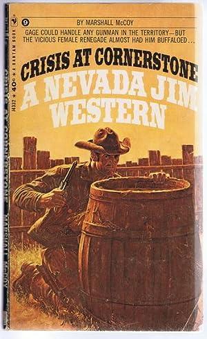 CRISIS AT CORNERSTONE. - (Bantam Books #: McCoy, Marshall.