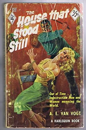 THE HOUSE THAT STOOD STILL. (#177 in the Vintage Harlequin Series - Later Retitled = Mating Cry)