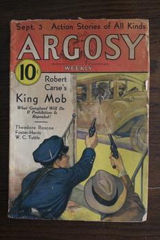 ARGOSY WEEKLY (Pulp Magazine). September 3 /: Theodore Roscoe; Jack