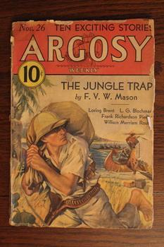 ARGOSY WEEKLY (Pulp Magazine). November 20 1932;: L. G. Blochman;