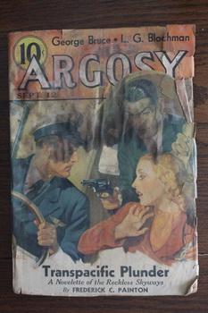 ARGOSY WEEKLY (Pulp Magazine). September 12 /: Frederick C. Painton;