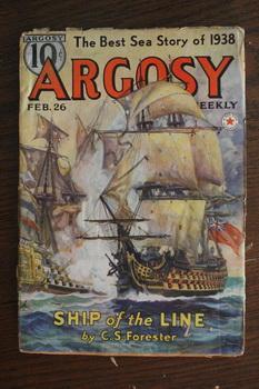 ARGOSY WEEKLY. (Pulp Magazine). February 26 /: C. S. Forester;