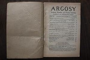 ARGOSY WEEKLY. (Pulp Magazine). October 29 /: A. Merritt; W.