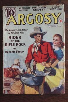 ARGOSY WEEKLY (Pulp Magazine). April 15 /: Bennett Foster; Donald