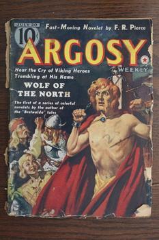 ARGOSY WEEKLY (Pulp Magazine). July 20 1940;: Philip Ketchum; Stookie