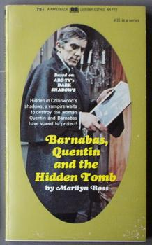 DARK SHADOWS - (#31) Barnabas, Quentin and the Hidden Tomb : (Dan Curtis Production Television / ...