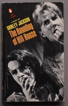 THE HAUNTING OF HILL HOUSE (Vintage Circa 1964 edition; Popular Library #60-8089) .