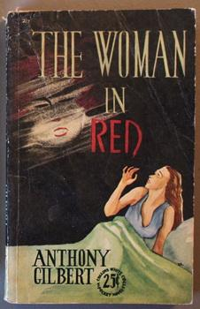 THE WOMAN IN RED. (Canadian Collins White Circle # 217 )