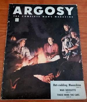 ARGOSY Adventure Magazine September 1950 Daly Wilcox: R. W. Daly;
