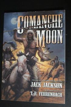 COMANCHE MOON: A Picture Narrative About The True Story of Cynthia Ann Parker, her 25 Years in Ca...
